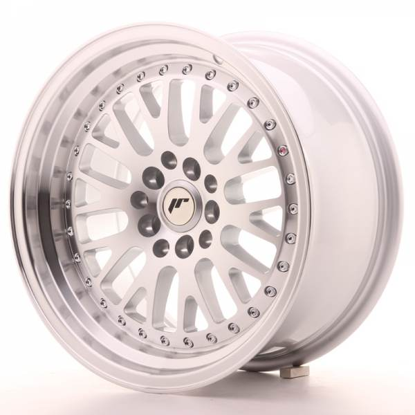 JAPAN RACING JR10 70.6 Machined Face Silver 16x8 ET20 CB70.1 5x114.3