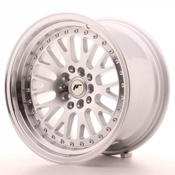 JAPAN RACING JR10 Machined Face Silver 5x114.3 ET 20 CB 74.1 - JR10
