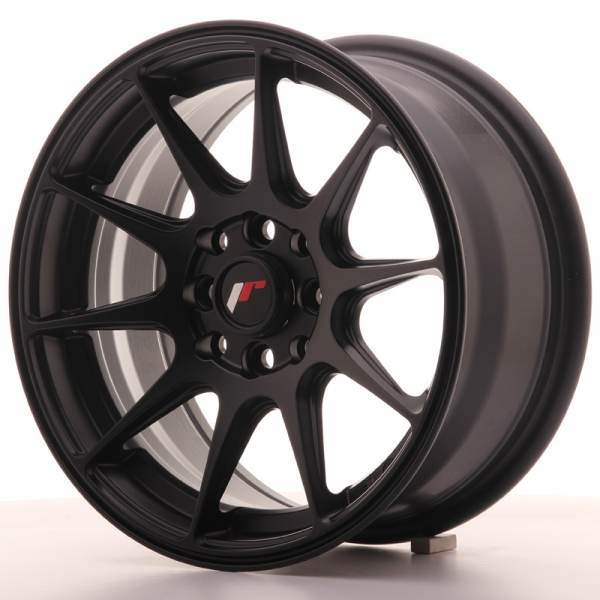 Japan Racing JR11 15x7 ET30 4x100/114 Flat Black