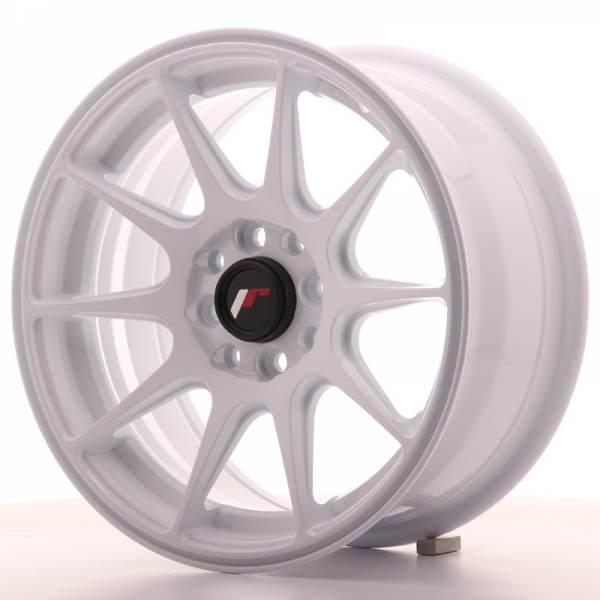 Japan Racing JR11 15x7 ET30 4x100/114 White