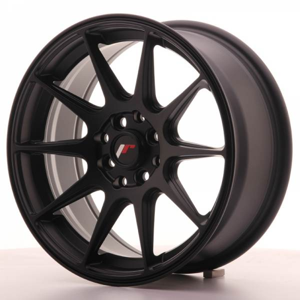 JAPAN RACING JR11 Black 5x100 ET 30 CB 67.1 - JR11