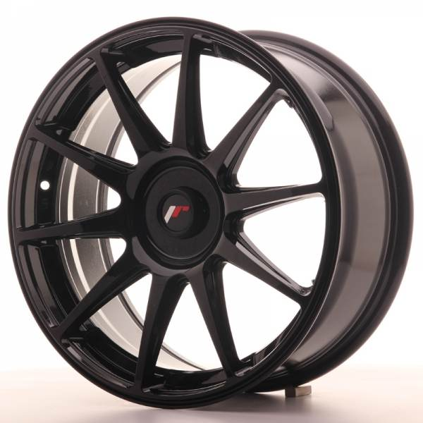 JR11 JAPAN RACING JR11 Black - AVM 18x7,5 5/114,3 N74,1