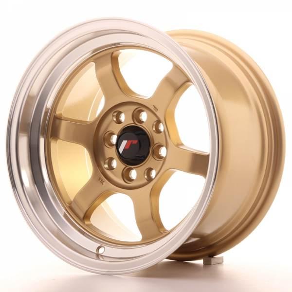 JAPAN RACING JR12 Gold 4x114.3 ET 13 CB 73.1 - JR12