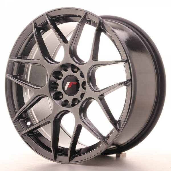 JR18 JAPAN RACING JR18 Hiper Black 18x8,5 5/114,3 N74,1