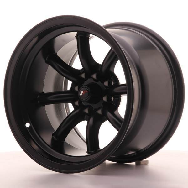 JAPAN RACING JR19 Black 4x114.3 ET -32 CB 73.1 - JR19