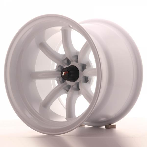 JAPAN RACING JR19 White 4x100 ET -32 CB 73.1 - JR19