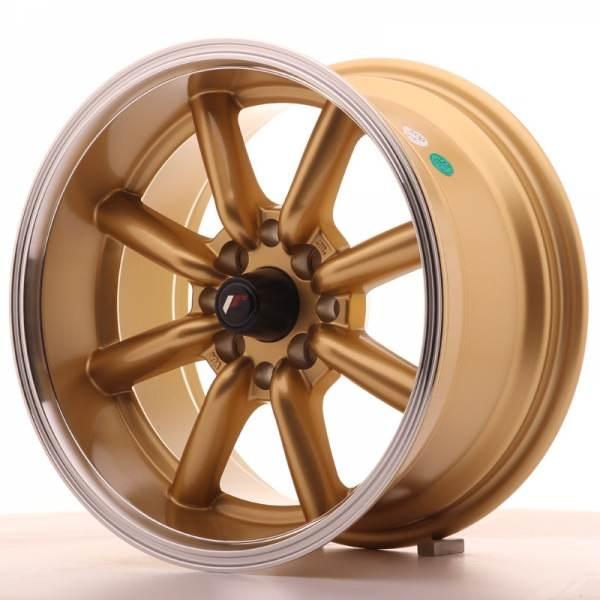 JAPAN RACING JR19 Gold 4x114.3 ET 0 CB 73.1 - JR19