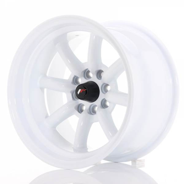 JAPAN RACING JR19 White 4x100 ET -13 CB 73.1 - JR19