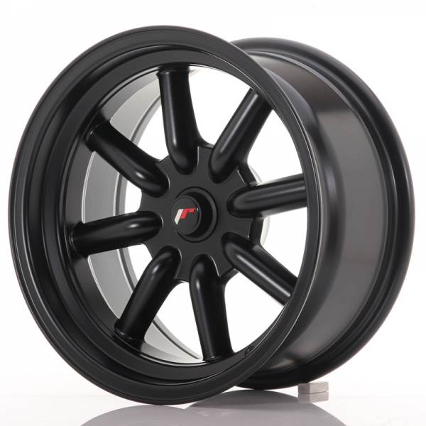 JAPAN RACING JR19 Black 4x108 ET -20-0 CB 74.1 - JR19