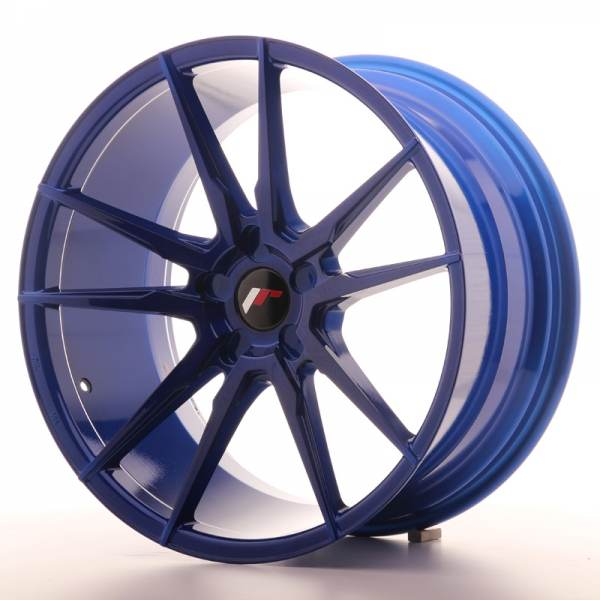 JR21 JAPAN RACING JR21 Blue (set) AVM 20x10,0 5/120 N74,1