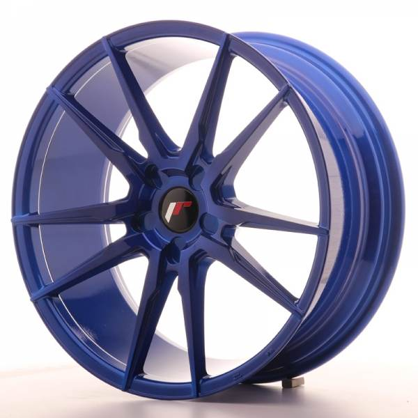 JR21 JAPAN RACING JR21 Blue (set) AVM 20x8,5 5/118 N74,1