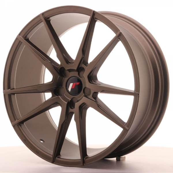JAPAN RACING JR21 Bronze 20x8.5 ET40 CB74.1 5x112