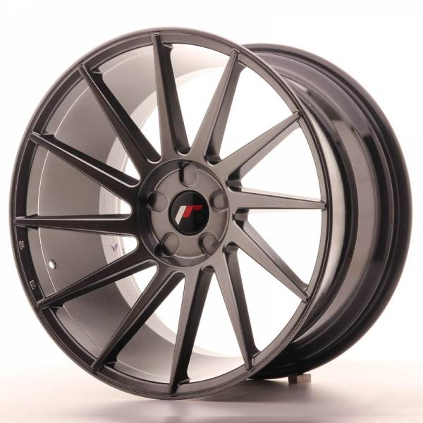 JR22 JAPAN RACING JR22 Hiper Black 20x11 5/112 N74,1