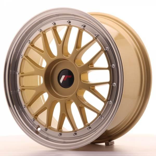 JAPAN RACING JR23 Gold 5x114.3 ET 30-45 CB 74.1 - JR23