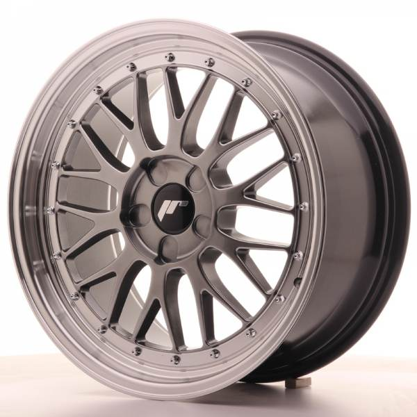 JR23 JAPAN RACING JR23 Hiper Black 18x8,5 5/115 N74,1