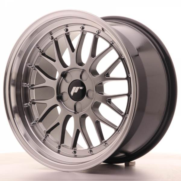 JR23 JAPAN RACING JR23 Hiper Black 18x9,5 5/114,3 N74,1