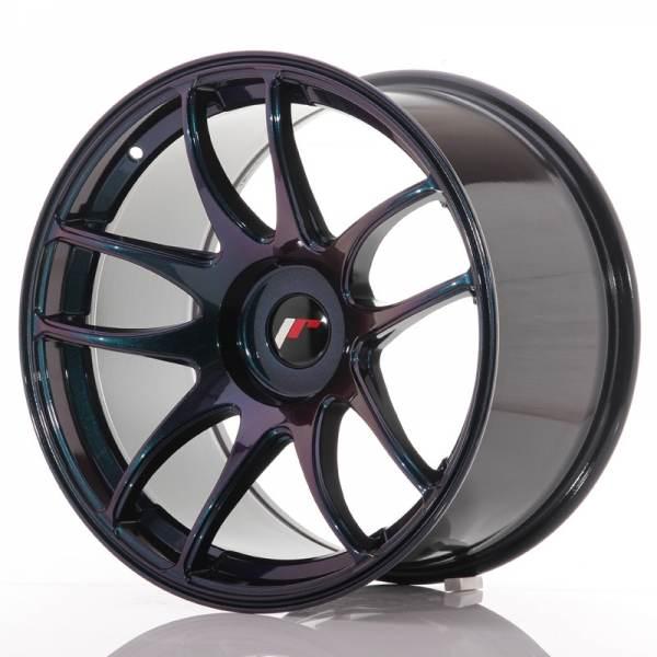 JAPAN RACING JR29 Purple 5x115 ET 25 CB 72.6 - JR29