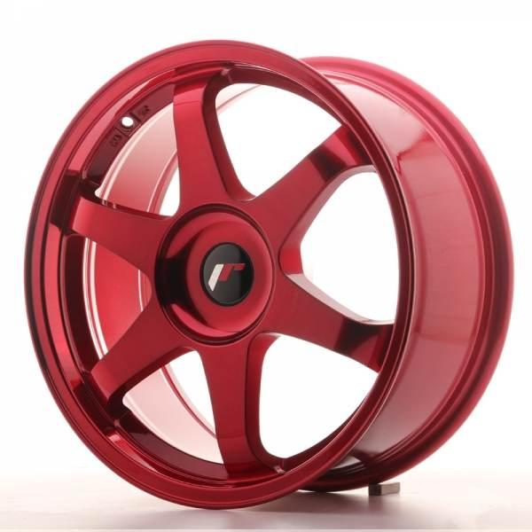 JAPAN RACING JR3 Red 5x120 ET 20-40 CB 74.1 - JR3