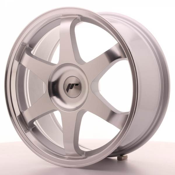 JAPAN RACING JR3 Machined Face Silver 5x105 ET 35-45 CB 74.1 - JR3