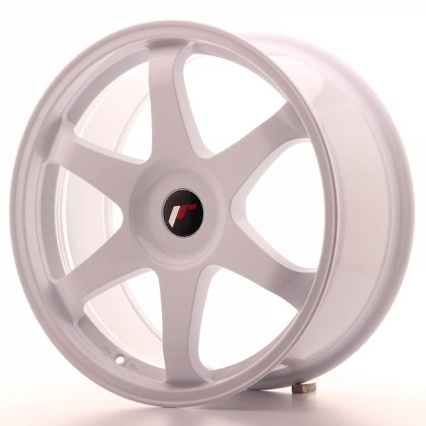 JAPAN RACING JR3 White 5x100 ET 20-40 CB 74.1 - JR3