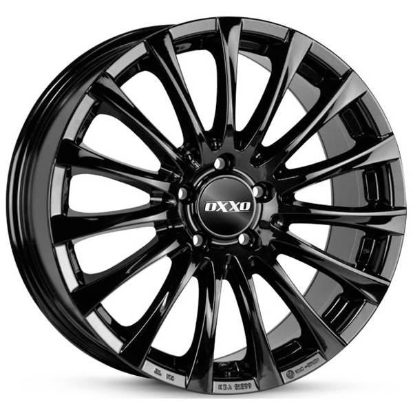 OXXO ELAN BLACK OX14 Black 5 ET 40 CB 66.6 - ELAN BLACK OX14