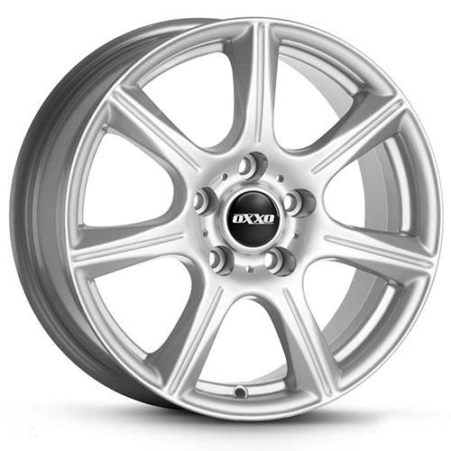 OXXO Furious Silver 4 ET 25 CB 65.1 - Furious