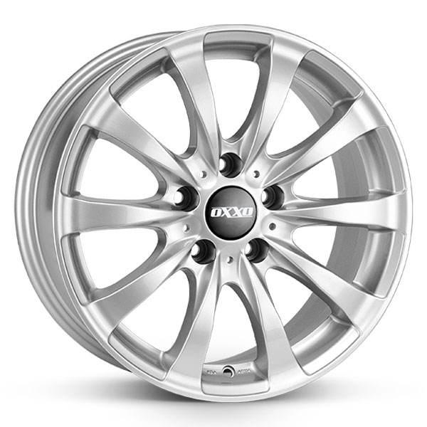 Racy OXXO Racy Silver - (skadad) 16x7 5/120 N72,6