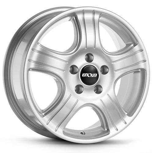 OXXO Ullax Silver - AVM 15x6.0 ET50 CB71.1 5x118