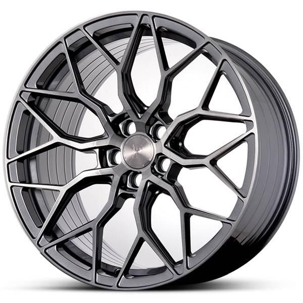 Platinum P2 Graphite 20x8.5 ET38 CB74.1 5x108-120