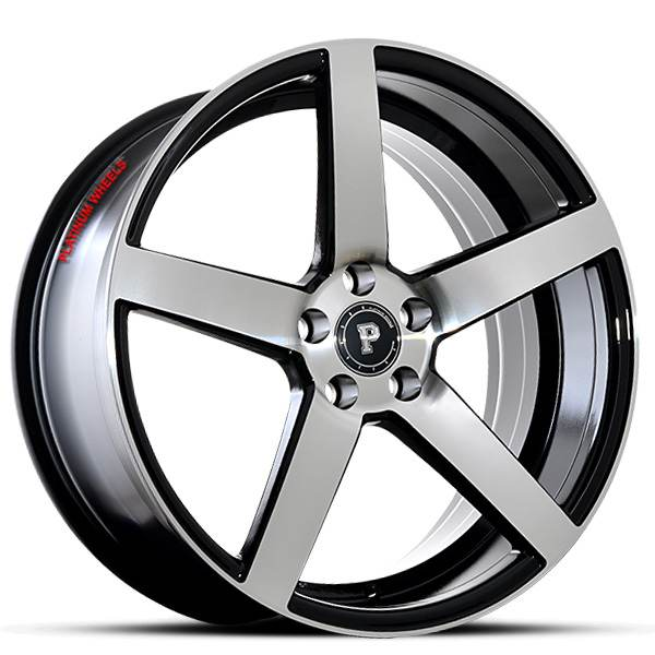 Platinum P3 B-P 5x108 ET 38 CB 74.1 - Platinum Wheels