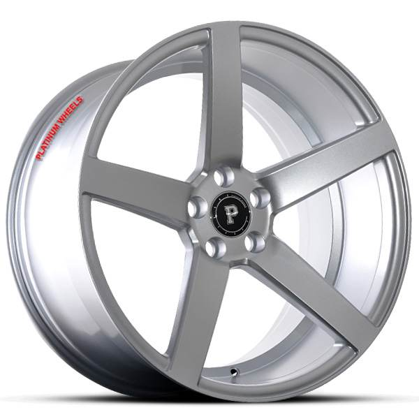 Platinum P3 SIL 5x108 ET 40 CB 74.1 - Platinum Wheels
