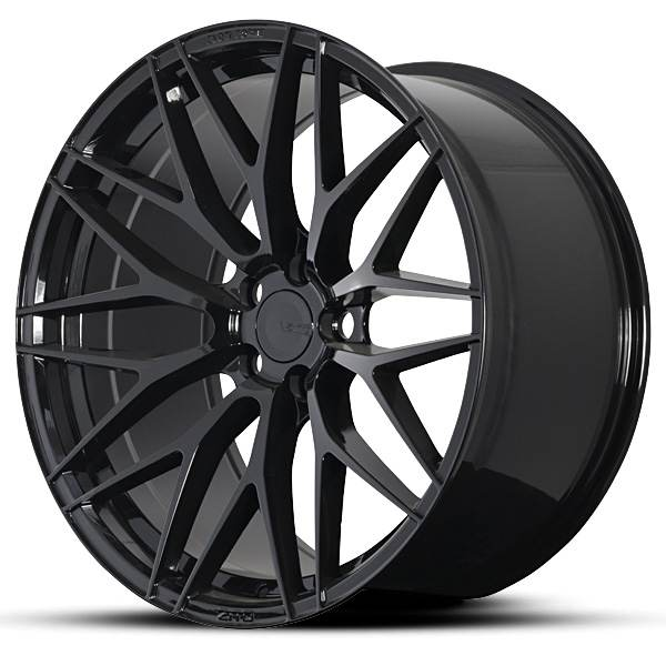 ZITO ZF01 Black 5x105 ET 28 CB 74.1 - Abyss