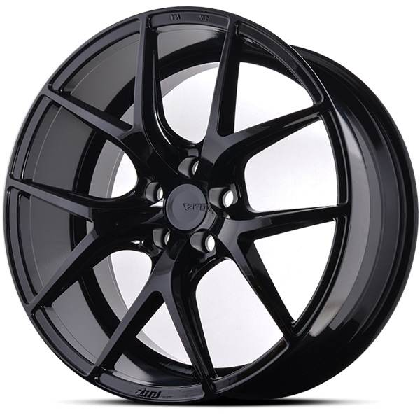 Abyss ZITO ABYSS GLOSSY BLACK 20x10 5/105 N74,1