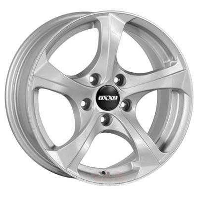 Bestla OXXO Bestla Silver (AVM) 16x7 5/120 N72,6