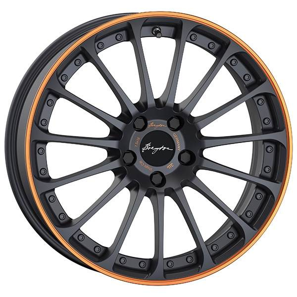 Breyton Magic CW M.Grey/Ora 5 ET 48 CB 66.5 - Magic
