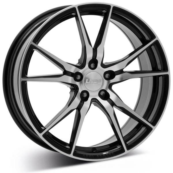 LND R10 forged 5 ET 40 CB 72.6 - R10 forged