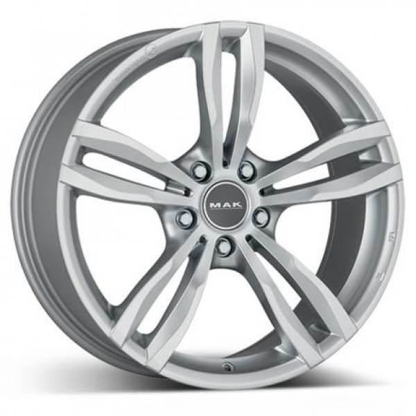 MAK Luft silver 5 ET 39 CB 66.6 - Luft silver