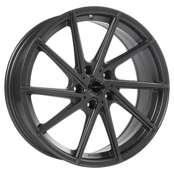 OCEAN WHEELS OC 01 Antracit Matt 5 ET 30 CB 72.6 - WHEELS OC 01 Antracit Matt
