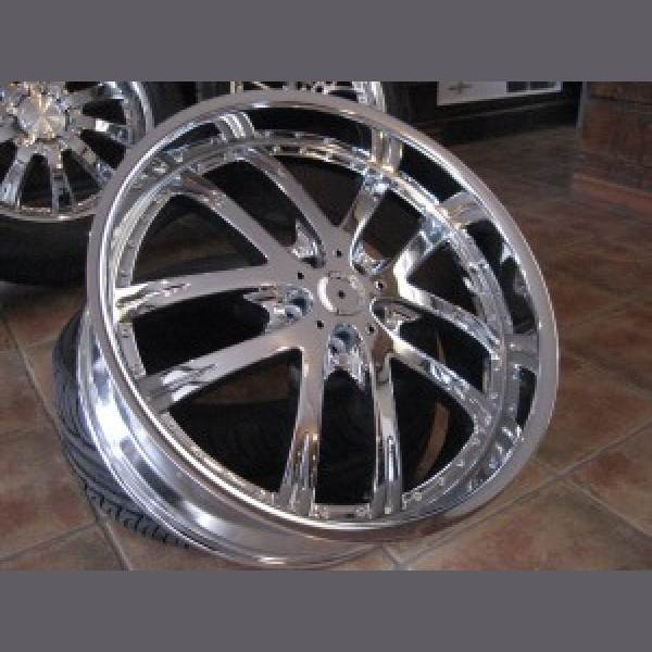 Snoop Chrome (M543) 5 ET 45 CB 73.1 - Chrome (M543)