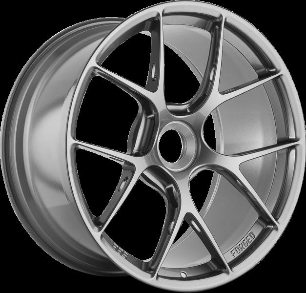BBS FI-R ZV Platinum Silver 1 ET 52 CB 84 - FI-R ZV