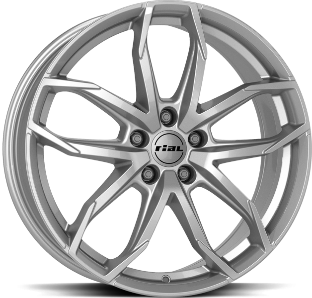 Rial Lucca Polar Silver 5 ET 39 CB 66.6 - Lucca