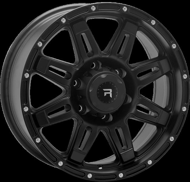 R SERIES R5 Black 5 ET 40 CB 65.1 - R5
