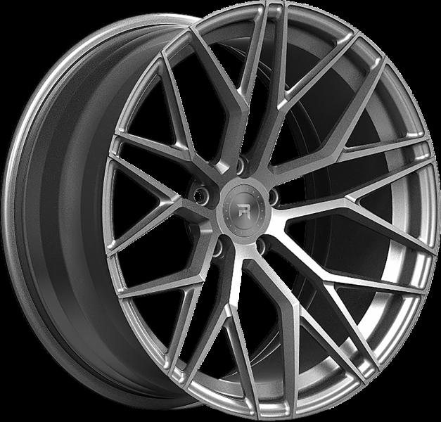 R Series R9 Matte Graphite 5 ET 50 CB 66.6 - R9