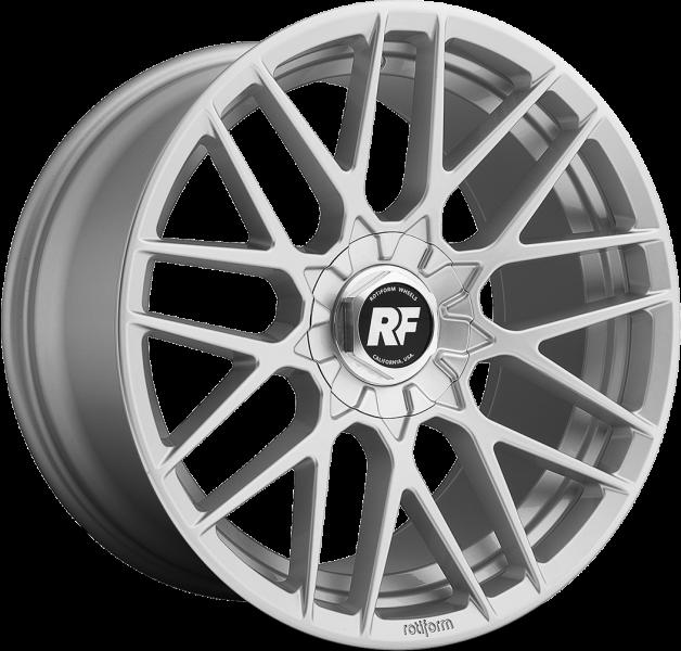 Rotiform RSE 141 Silver 5 ET 35 CB 72.6 - RSE 141