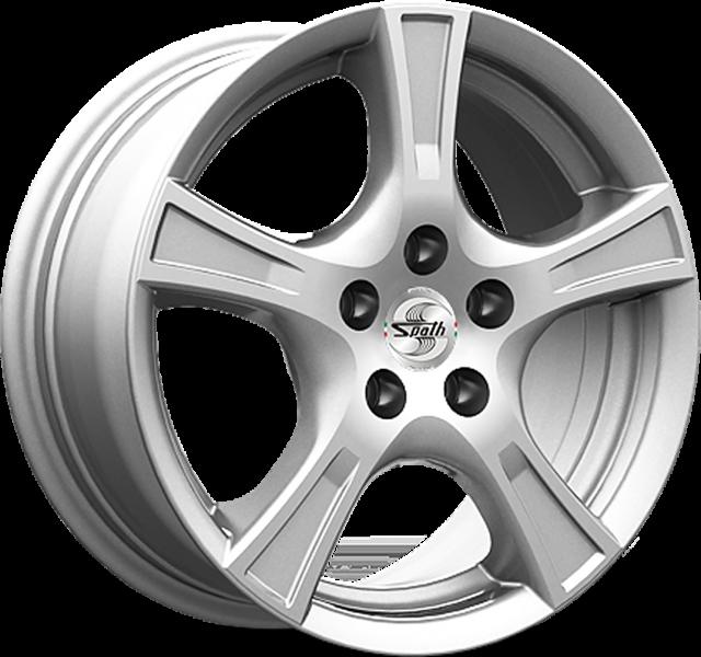 Spath SP01 Chrome Silver 4 ET 30 CB 56.6 - SP01