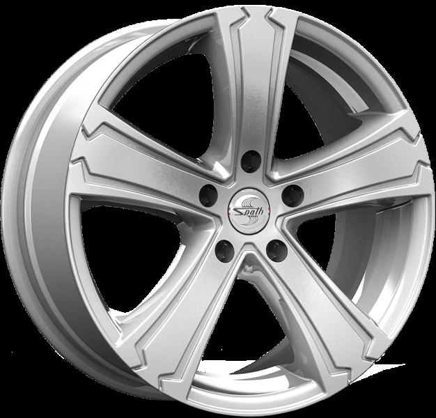 Spath SP42 H Chrome Silver 5 ET 50 CB 66.6 - SP42 H