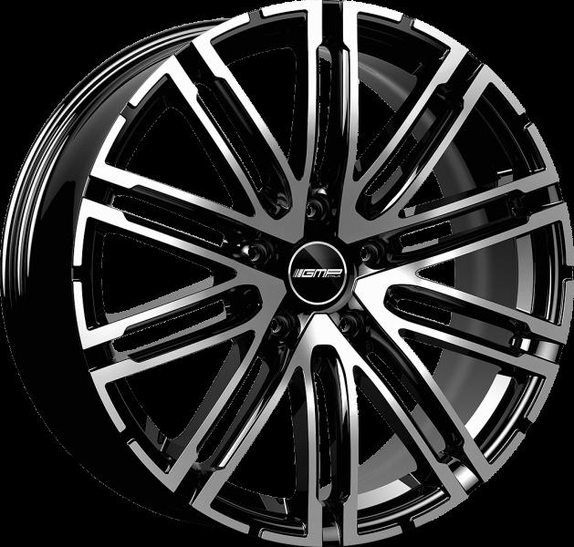 GMP Targa Black Diamond 5 ET 52 CB 71.6 - Targa