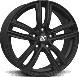 BROCK RC27 Black fälgar