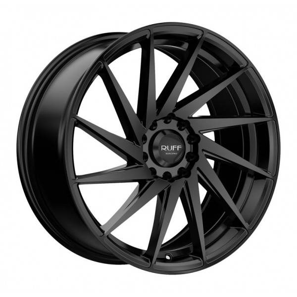 363 SATIN BLACK 4x100 ET 38 CB 73.1 - SATIN BLACK