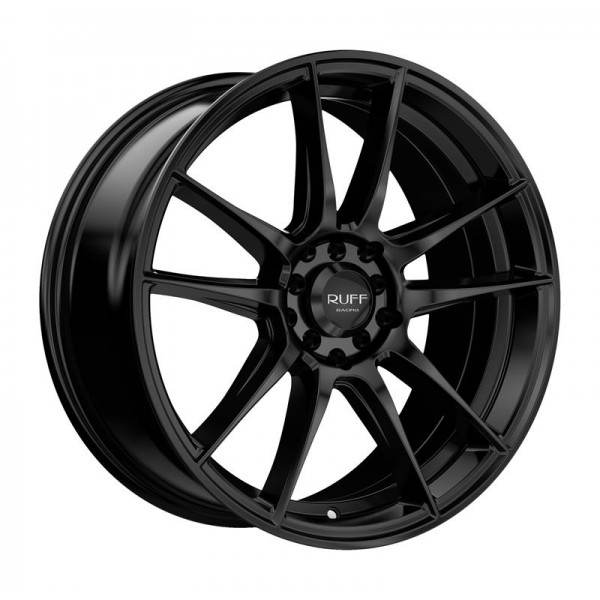 364 SATIN BLACK 4x100 ET 38 CB 73.1 - SATIN BLACK